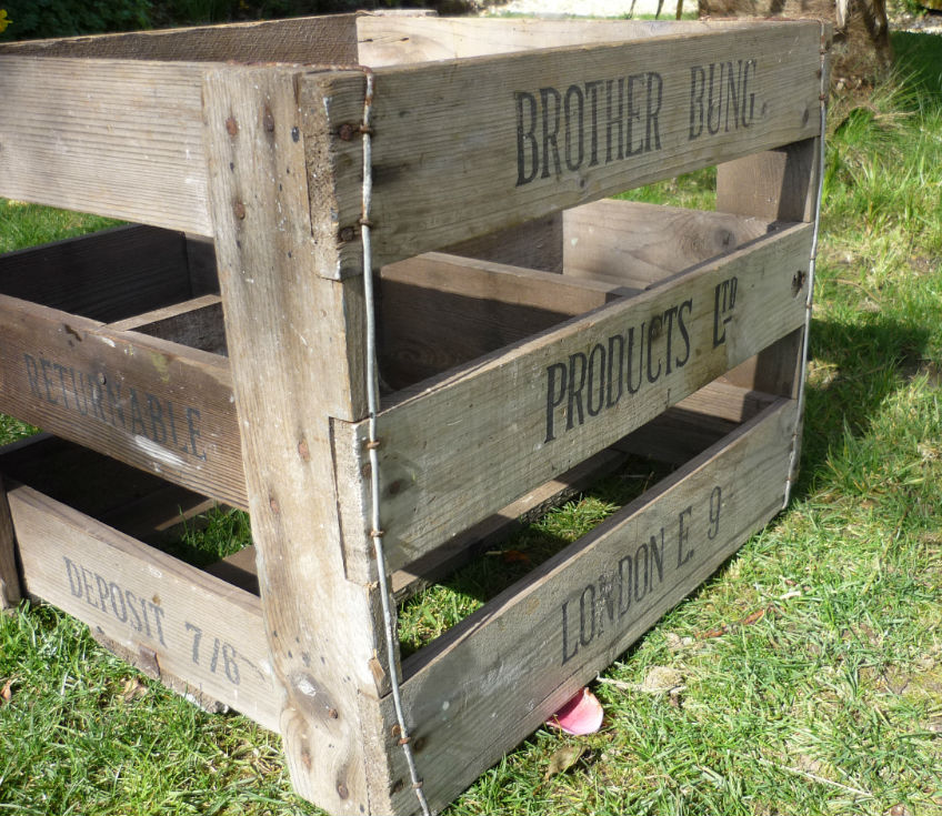 Pickle Crate